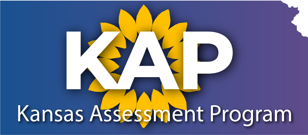 KAP Logo of state of Kansas